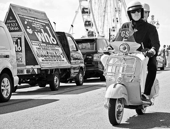 Brighton Mod Weekender 2013 by Jon Neil