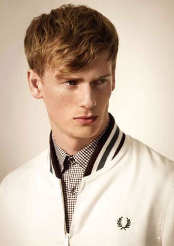 Photo gallery: Fred Perry range – 2011