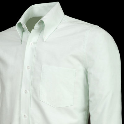 Mikkel Rude plain and wide stripe Oxford shirts