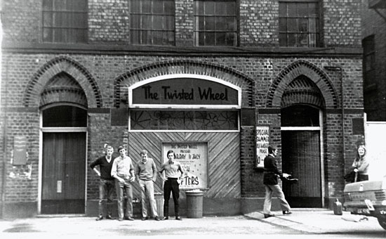 The Twisted Wheel 1970 courtesy of Mike Bird