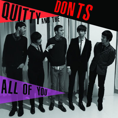 New band: Quitty and the Don'ts