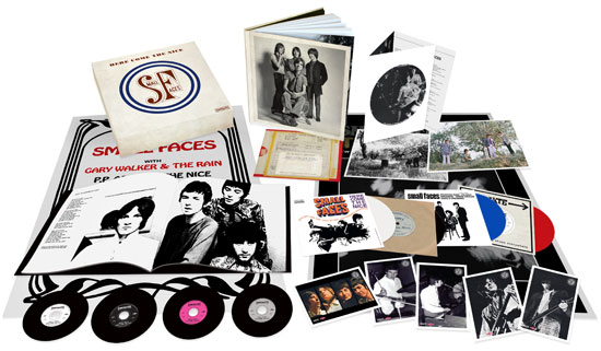 The Small Faces Here Come The Nice Immediate Years Box Set 1967 – 1969