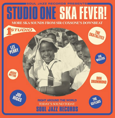 Various Artists - Studio One Ska Fever! on Soul Jazz
