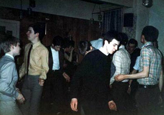 Yorkshire Mod Scene of the 1980s