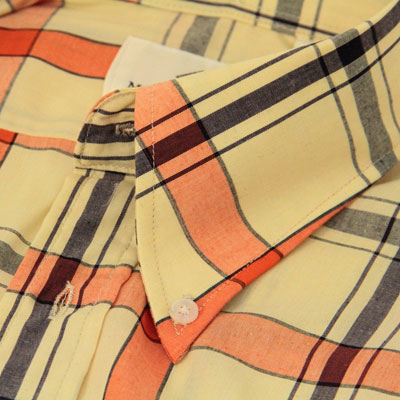 Mikkel Rude - two new short-sleeve button-down shirts