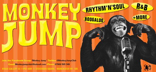 Listen: A Taste of Monkey Jump mix - a mod club sampler