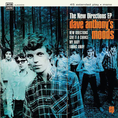 The New Directions Rare Mod EP by Dave Anthony's Moods on Acid Jazz