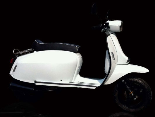 Lambretta-like Scomadi Turismo Leggera scooter range set for launch