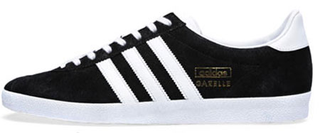 Three new suede reissues of the Adidas Gazelle OG trainers