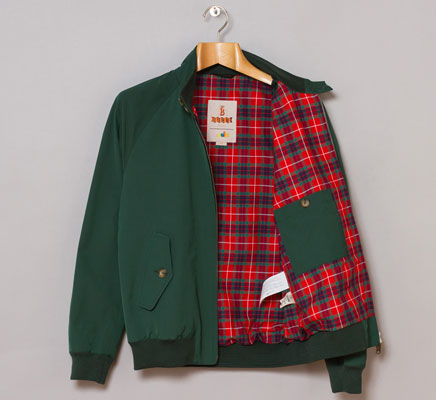 Baracuta x Oi Polloi Made in England G9 Harrington Jacket