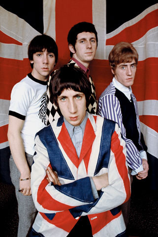 The Who in 1966 (C) Colin Jones