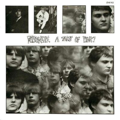 A Taste Of Pink! by The Prisoners to get a vinyl reissue by Ace Records