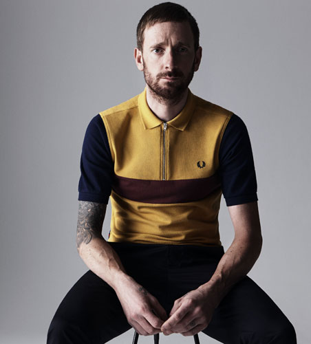 Exclusive: Fred Perry Spring / Summer 2014 Bradley Wiggins Collection