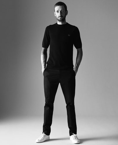 Fred Perry Spring / Summer 2014 Bradley Wiggins Collection. Photographer Mel Bles and styling by Max Pearmain
