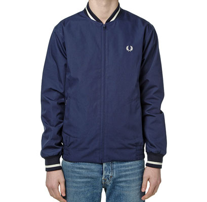 Fred Perry Made in England bomber jacket