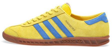 Adidas Hamburg OG trainers