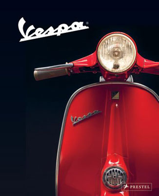 Vespa by Velerio Boni and Azzurra Della Penna published by Prestel