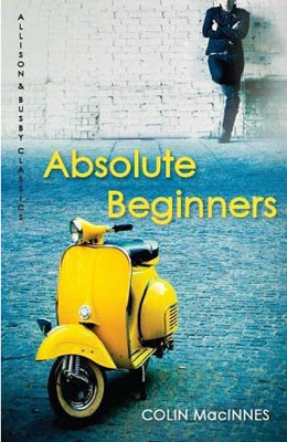 Absolute Beginners is a 99p Amazon Kindle Daily Deal