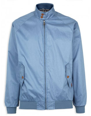 Ben Sherman Harrington Jacket - new season colours