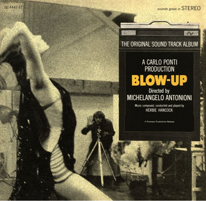 Out now: Blow-Up Soundtrack on 180g vinyl