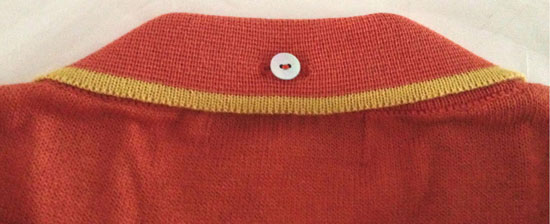 1960s-inspired Connection knitwear
