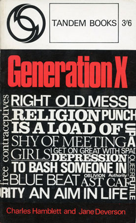 Listen: The First Generation X on BBC Radio 4