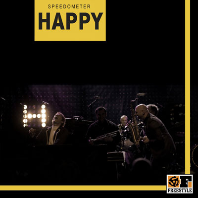 Speedometer's soul/jazz take on Pharell Williams' Happy