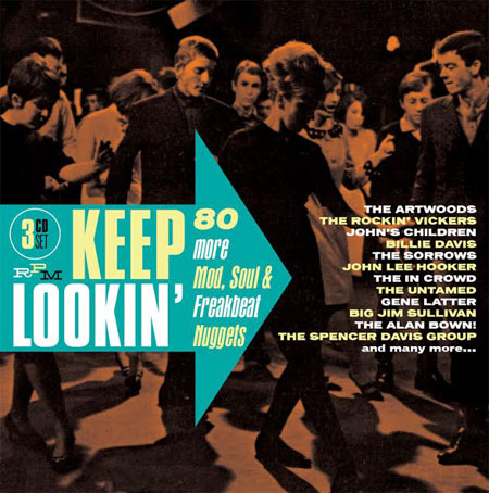 Keep Lookin' – Another 80 Mod, Soul and Freakbeat Nuggets