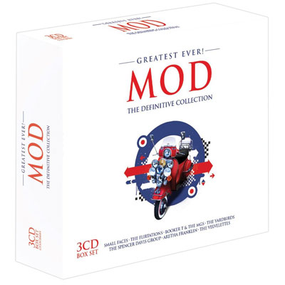 Coming soon: Greatest Ever Mod budget box set