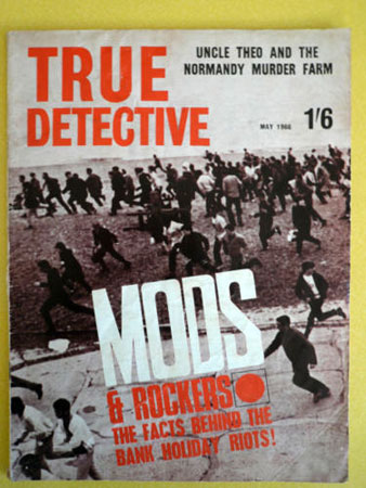 True Detective - Mods and Rockers issue