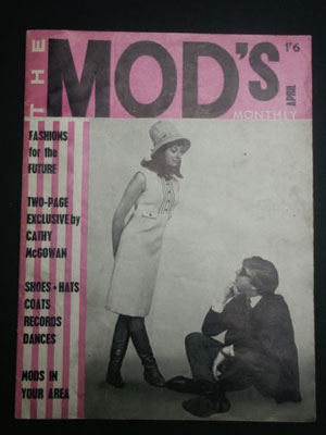 Mod's Monthly issue two from 1964