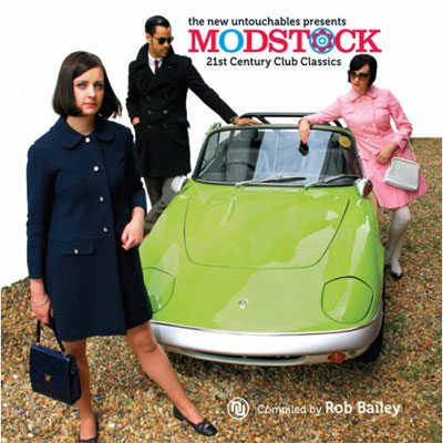 Modstock - 21st Century Club Classics album on Detour Records
