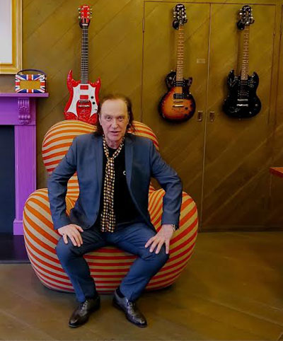 Mark Raison meets Dave Davies of The Kinks