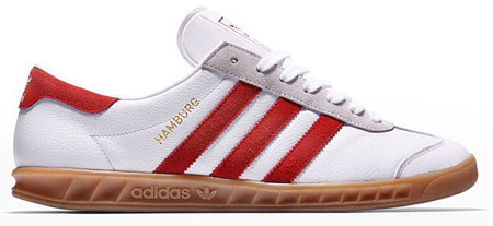 Adidas Hamburg City Series trainers