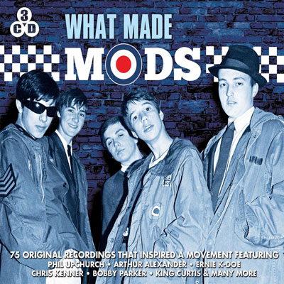 Coming soon: What Made Mods box set