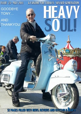 Out soon: Heavy Soul modzine issue 23