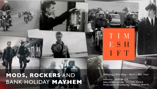 Timeshift - Mods, Rockers and Bank Holiday Mayhem on BBC4