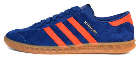 Adidas Hamburg trainers return in Dublin, Oslo and Vienna colourways