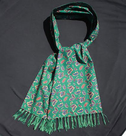 1960s-style scarves by Wild Woods