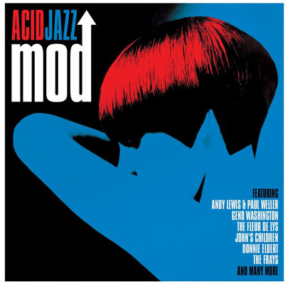 Coming soon: Acid Jazz Mod two-CD compilation