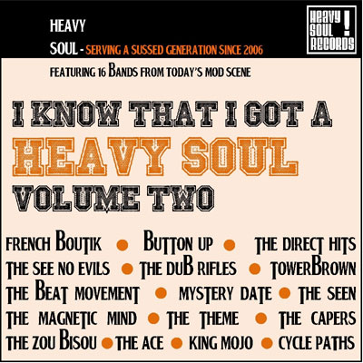 Coming soon: I Know That You Got A Heavy Soul Volume 2 CD