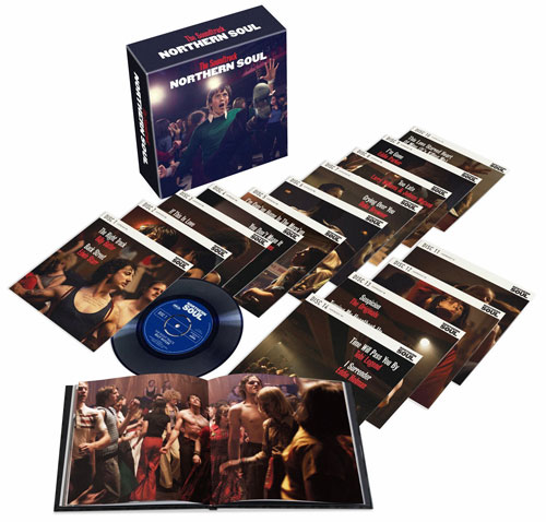 Coming soon: Northern Soul movie soundtrack as 7-inch vinyl box set
