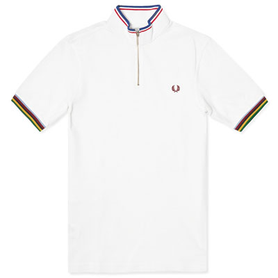 New range of Bradley Wiggins x Fred Perry cycling shirts now available