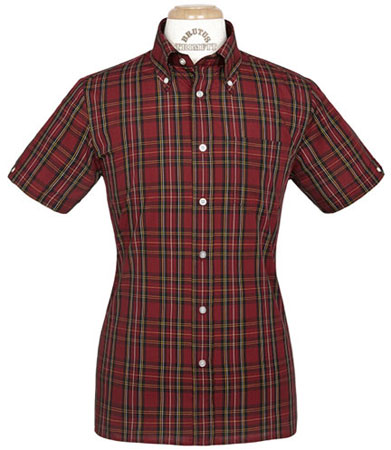New Brutus Trimfit x Dr. Martens shirts for men and women