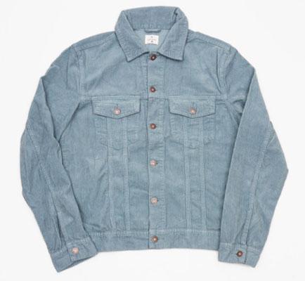 Hartford cord jackets at Present