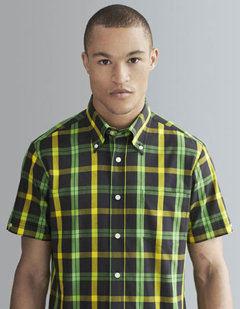 Brutus Trimfit special edition Jamaican Shirt