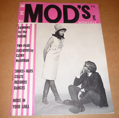eBay watch: Collection of original 1960s Mods Monthly magazines