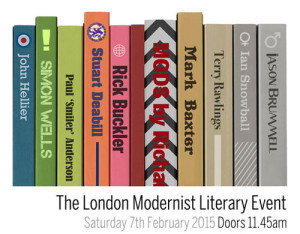 The London Modernist Literary Event