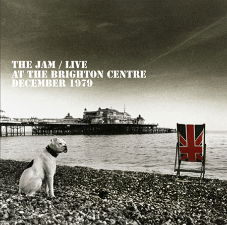 The Jam Setting Sons Live at the Brighton Centre 1979 limited edition vinyl