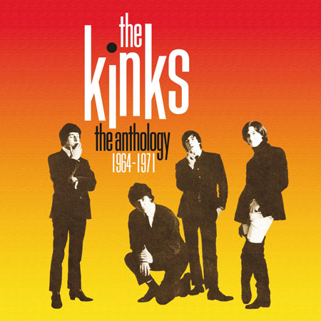 The Kinks The Anthology 1964 - 1971 box set